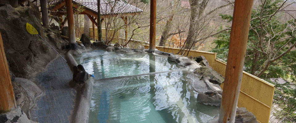蓼科、奥蓼科の温泉と充実の日帰り温泉