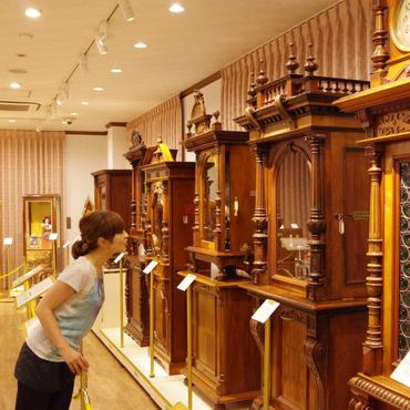 生まれ変わったオルゴールミュージアム <br>日本電産サンキョーオルゴール記念館『すわのね』
