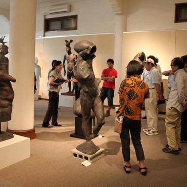 諏訪湖で見つける、アートのきらめき <br>「諏訪湖まちじゅう芸術祭」