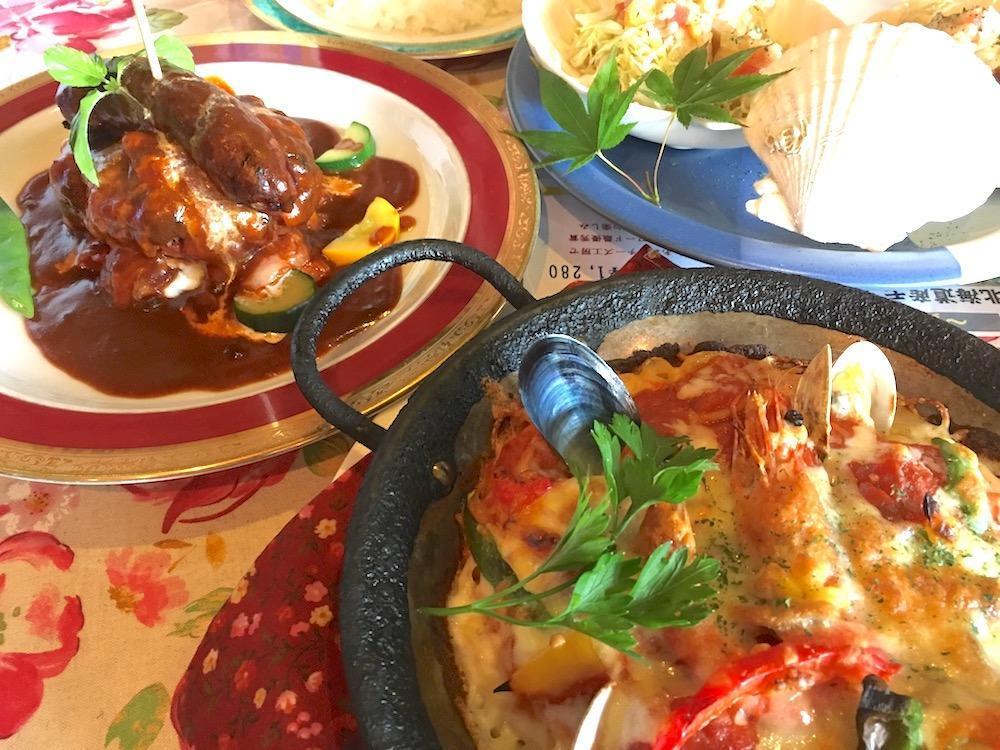 地元に愛され42年、ソムリエのいるレストラン<br>「レストラン ドミンゴ」