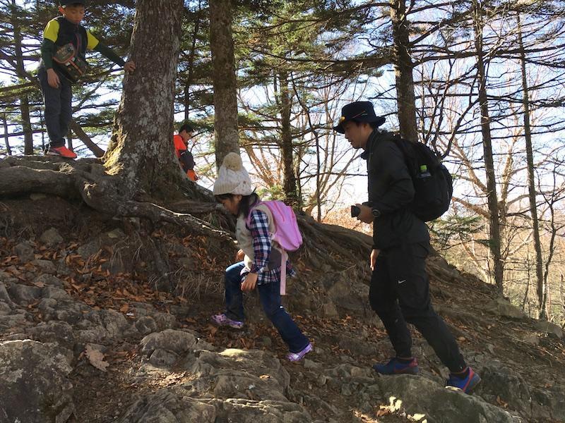 登山初級編 / 家族で挑戦の秋<br>「入笠山」