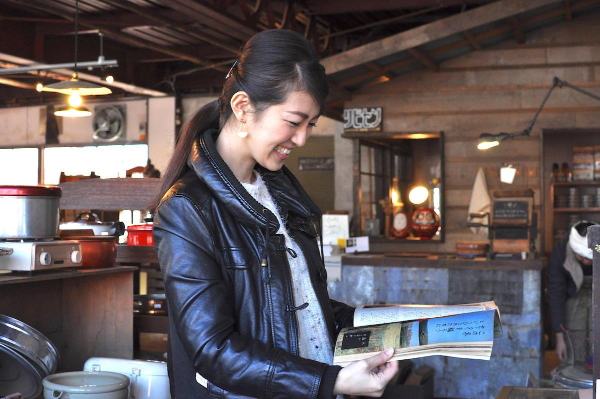 古材を生かし次の世代へ繋ぐ<br>「ReBuilding Center Japan」