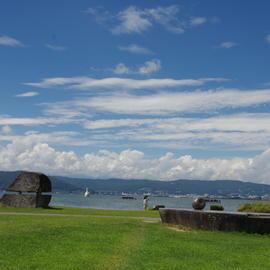 諏訪湖や諏訪大社の散策とあわせて楽しむ