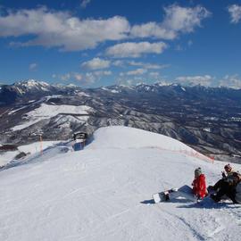 スキー・スノーボード(車山高原スキー場)