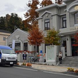 日本電産サンキョーオルゴール記念館すわのね内 カフェ
