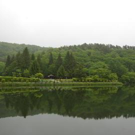 蓼科湖畔でアクティビティ、温泉を楽しむ