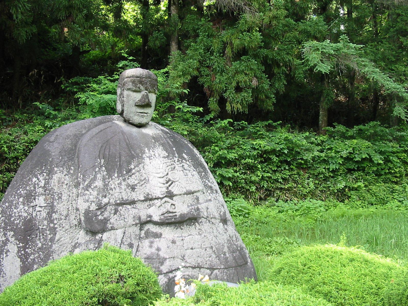 万治の石仏(まんじのせきぶつ) Manji No Sekibutsu(Stone Buddha)