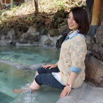 標高1280mで楽しむ露天風呂 <br>信州蓼科温泉 小斉の湯