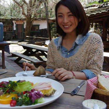 夢を叶える森のレストラン  <br>カナディアンファーム