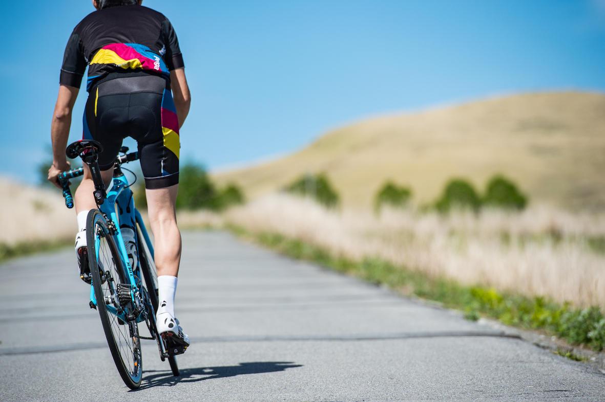 諏訪地方は自転車がよく似合う <br>自転車専門店 Ponga.