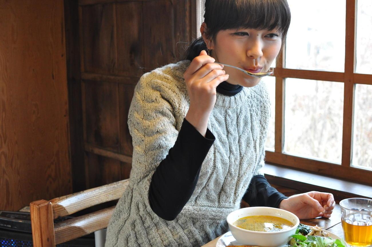 冷え込む冬にはやっぱりスープが美味しい<br> 「Soups Yatsugatake」「レ・スリズィエ」<br>「ガムラスタン」